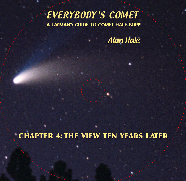 an examination of the hale bopp comet after alan hale and thomas bopp